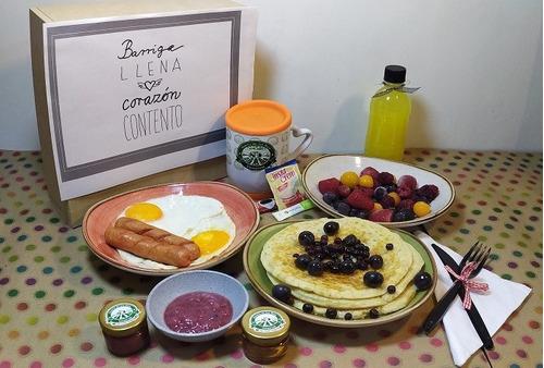desayuno o almuerzo sorpresa domicilio gratis en todo bogota