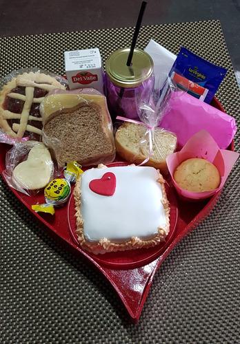 desayuno para mama