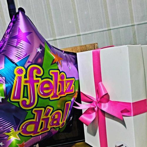 desayuno regalos sorpresa bogota con fotos flores tamal