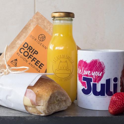 desayuno sorpresa bogotá personalizado