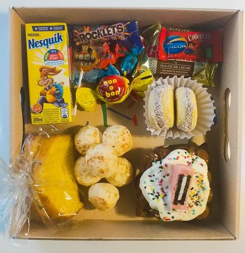 desayunos a domicilio - envio gratis belgrano nuñez saavedra