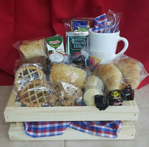 desayunos a domicilio / regalo / cumpleaños / zona norte