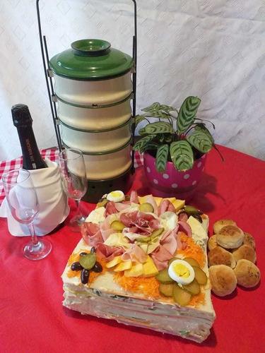 desayunos a domicilio villa gesell !!!!