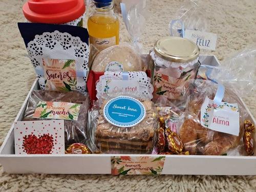 desayunos artesanales a domicilio- día de los enamorados!!!!