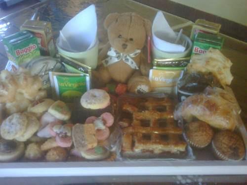 desayunos especiales*entrega s/c capital*delicias confiteria