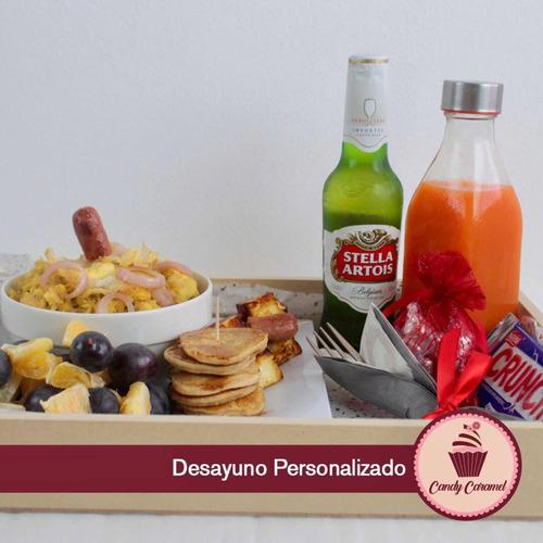 desayunos personalizados para sorprender!