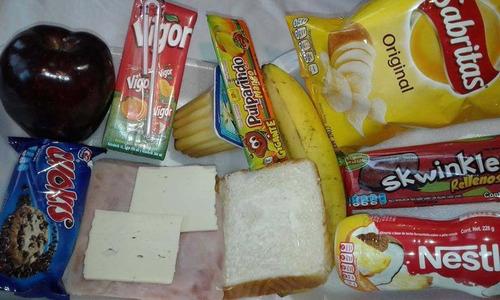 desayunos sorpresa, lunch, y detalles