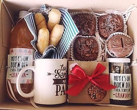 desayunos sorpresa, postres con mensaje, delivery