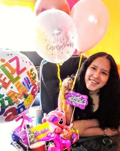 desayunos sorpresas, globos y piñateria