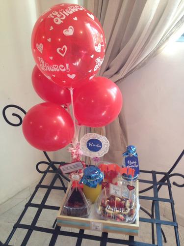 desayunos y meriendas sorpresa feliz día de los enamorados