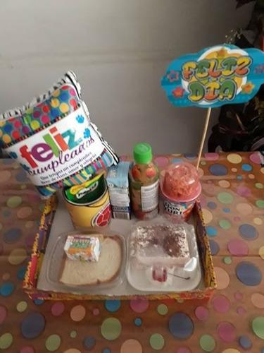 desayunos y onces sorpresa