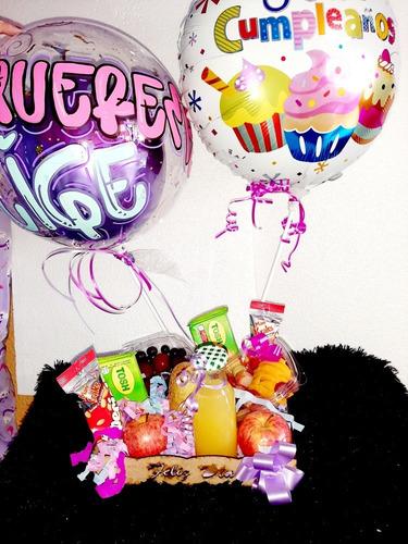 desayunos,regalos sorpresa, globos personalizados