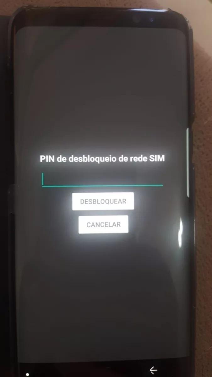 4e01d0423b96d Desbloquear Samsung Europa Pin E Puk De Rede Sim - R$ 250,00 em ...