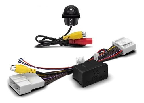 desbloqueio ativador câmera de ré renault ft-rc-rn
