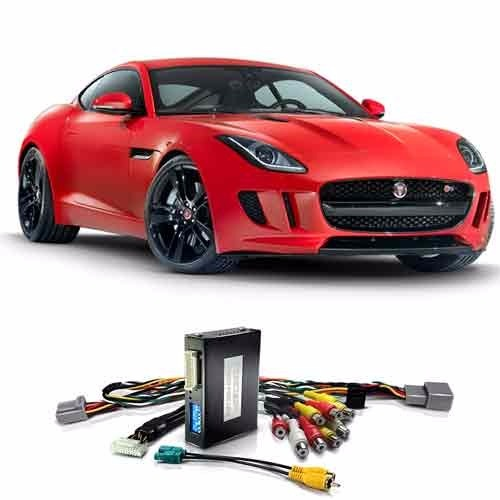 Desbloqueio Central Multimidia Jaguar F Type Xj Type