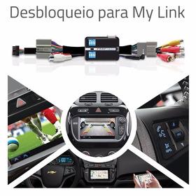 Desbloqueio Cobalt 2017 2018 Mylink2 Câmera De Ré