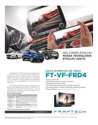 desbloqueio ford ecosport 2018 2019 tv full espelha camera