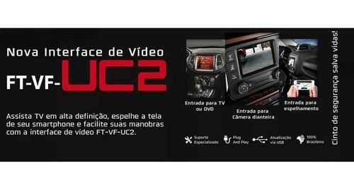 desbloqueio jeep compass 2016 2019 tv full espelha câmera