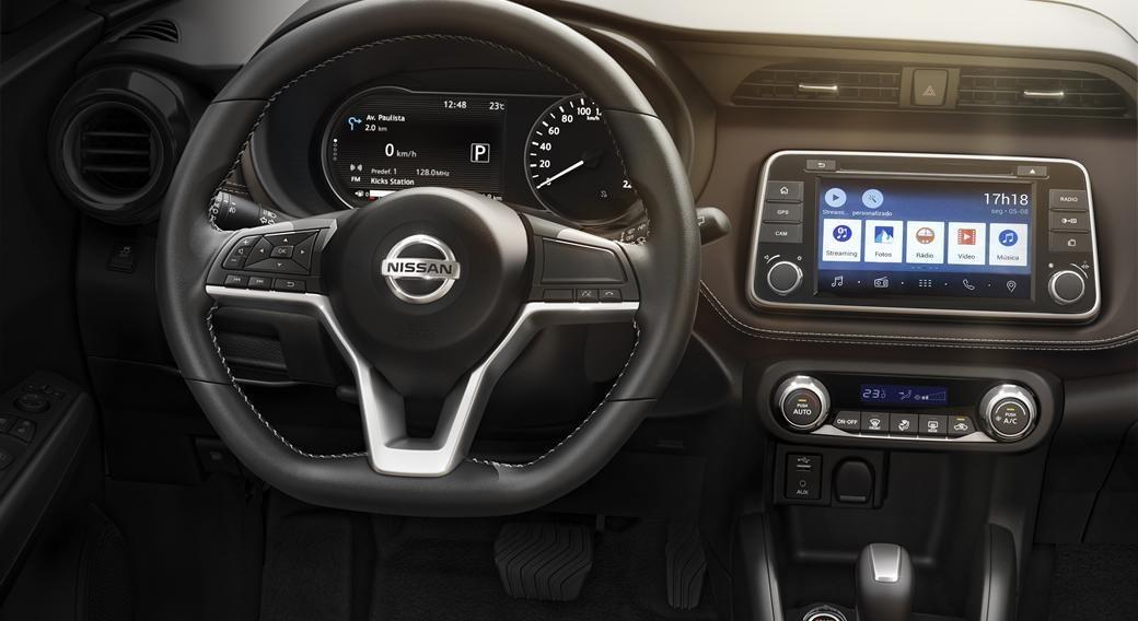 Desbloqueio Vídeo Nissan Kicks Sv Sl 2017 2018 C/ Entrada ...