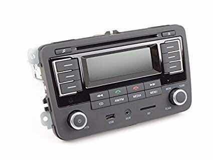 desbloqueo clave radio volkswagen