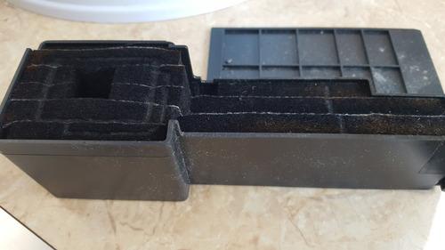 desbloqueo de almohadillas llenas epson l210/l355