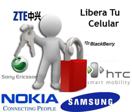 desbloqueo de celulares por imei