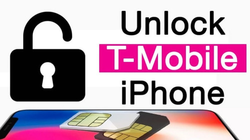 desbloqueo de fabrica para iphone compañía us t-mobile