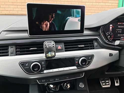 desbloqueo de video audi, seat y vw