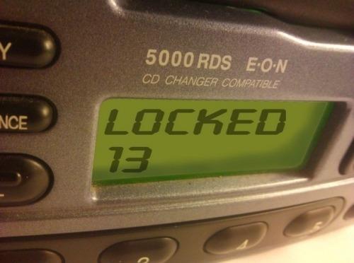 desbloqueo estereo ford error lock,code lock,lock10,lock13