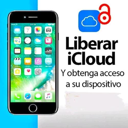 desbloqueo icloud de iphone
