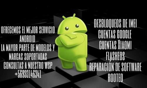 desbloqueos android online
