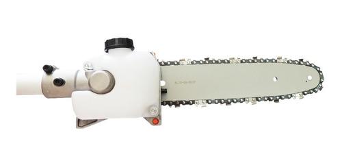 desbrozadora multifuncional 33cc power cat 4en1