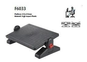 descanso para pies regulable | modelo: 6033