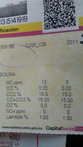 descarbonización automotriz cdmx. ahorro de gasolina