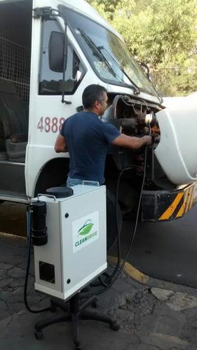 descarbonización automotriz cdmx. asegura la verificación