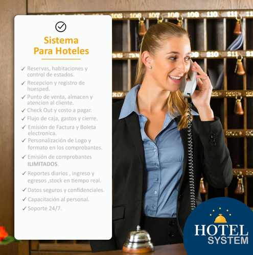 descarga gratis sistema para hotel - hospedaje - sauna