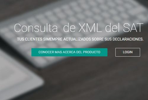descarga masiva de xml,  licencia año, un usuario,  15 rfc