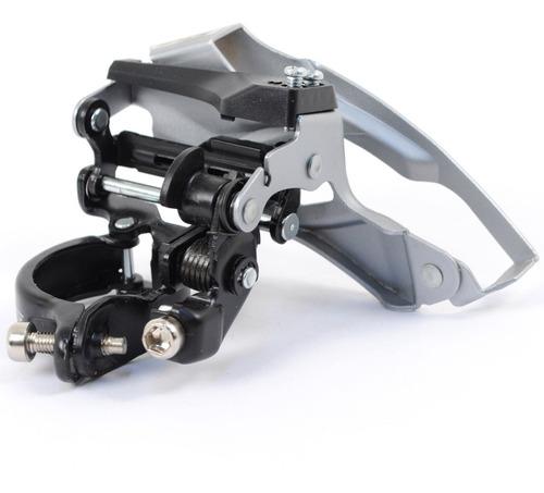 descarrilador delantero shimano altus 3v (27v) fd-m370