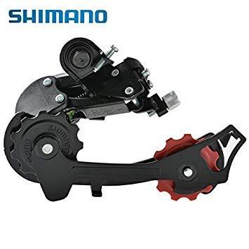 descarrilador shimano rd -tz50 para bicicleta nuevos