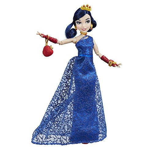 descendientes de disney royal yacht ball evie isle of the lo