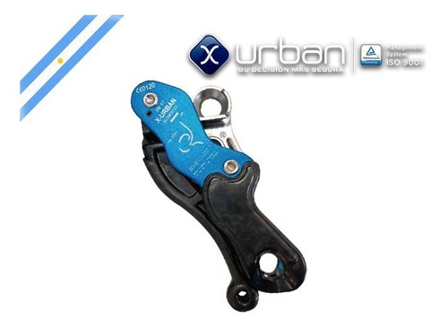 descensor doble stop con sistema antipanico x-urban 30390033