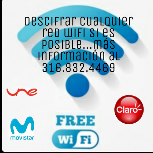 desciframos claves wifi