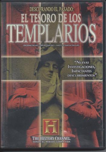 descifrando el pasado: el tesoro de los templarios dvd nacio