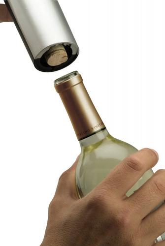 descorchador destapador eléctrico de botellas de vino oster