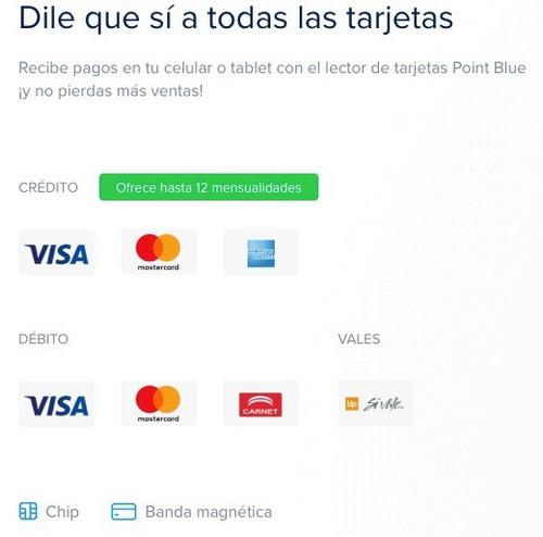 descuento de $200 mercado pago point blue oficial