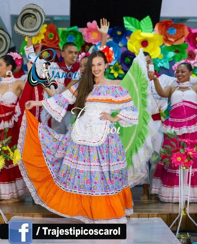 desde 20mil venta y alquiler de trajes típicos de colombia