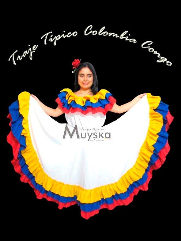 Desde 25000 Trajes Tipicos Campesina Cumbia Colombia -   25.000 ... 01e1dc8ba27c