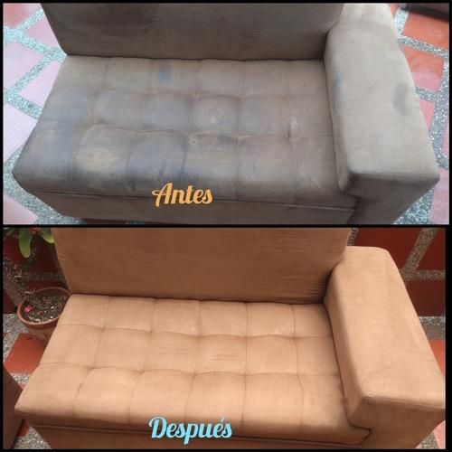 ¿deseas recuperar la apariencia de tus muebles ?