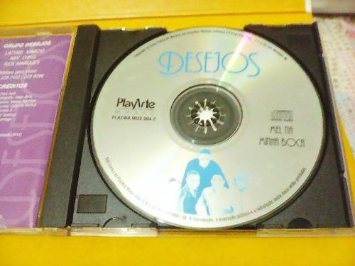 desejos - mel na minha boca -  cd