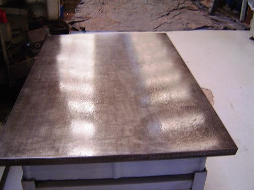 desempeno em ferro fundido 1500mm x 1000mm